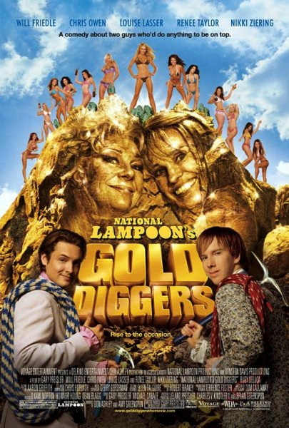 national  lampoon gold diggers