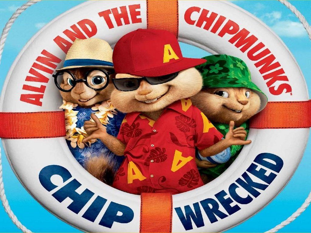Alvin & the Chipmunks: Chipwrecked