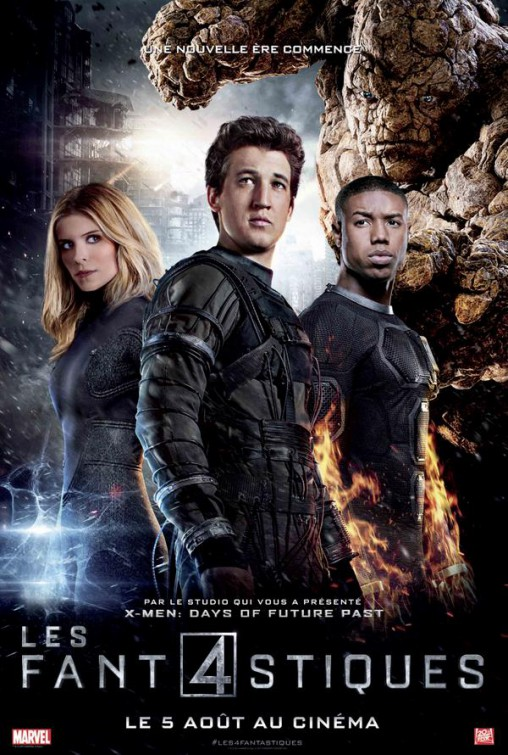 Fantastic Four - thing