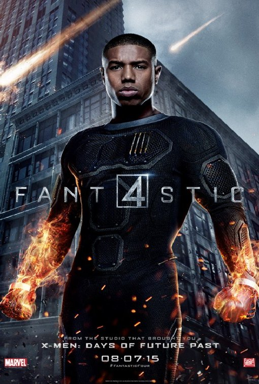 Fantastic Four - torch